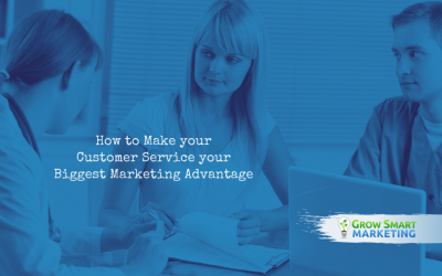 How to Make your Customer Service your Biggest Marketing Advantage