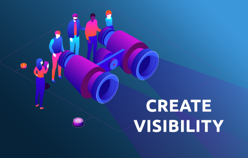 Create Visibility