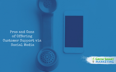 Pros and Cons of Offering Customer Support via Social Media